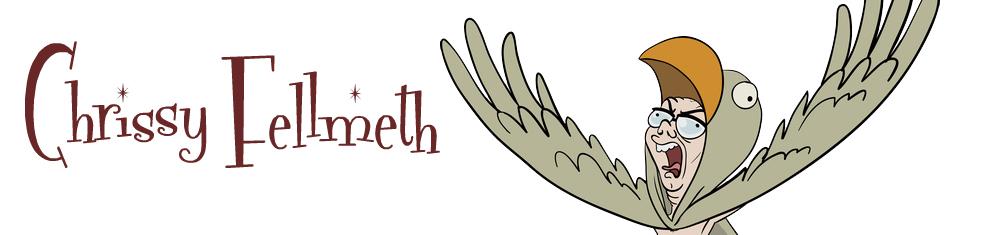 Video Category: Chrissy Fellmeth Cartoons