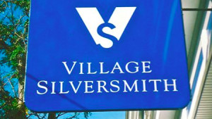 villagesilversmithsign